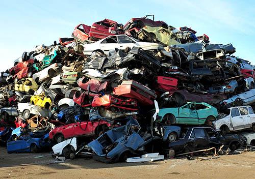 Scrap Car Junk Yard Toronto